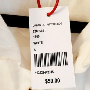 Urban Outfitters Boysie Linen & Cotton Shirt BDG